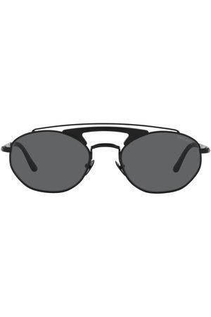 Armani Men Round - Round frame sunglasses