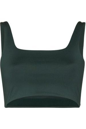 Girlfriend Collective Women Sports Bras - Tommy square-neck sports bra