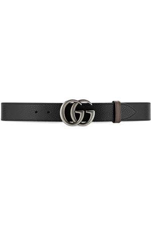 Gucci Reversible double G buckle belt