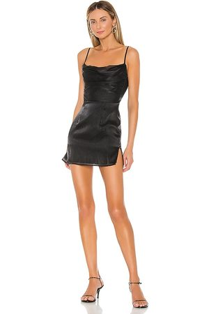 superdown Lena Cowl Mini Dress in .