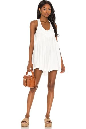 Free People New You Tank in Ivory.