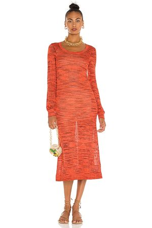 ALEXIS Katica Dress in Red.