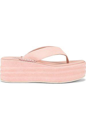Free People Women Sandals - Haven Thong Flatform Sandal in .