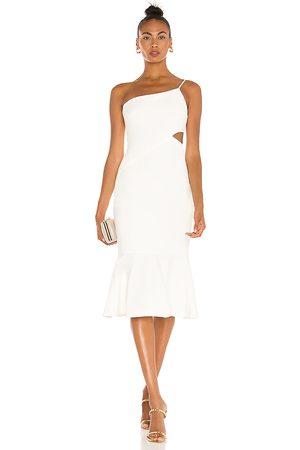 LIKELY Women Midi Dresses - Fina Midi Dress in .