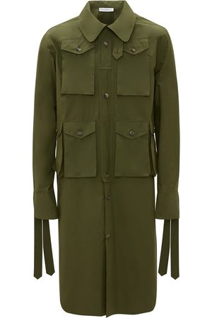JW Anderson Military style tunic shirt