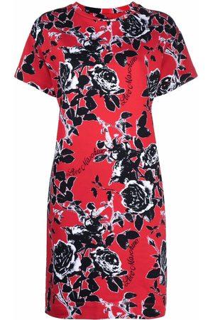 Love Moschino Women Printed Dresses - Floral-print shift dress