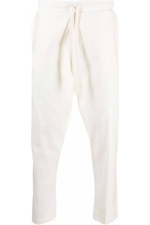 Alchemy Exposed seam tapered trousers
