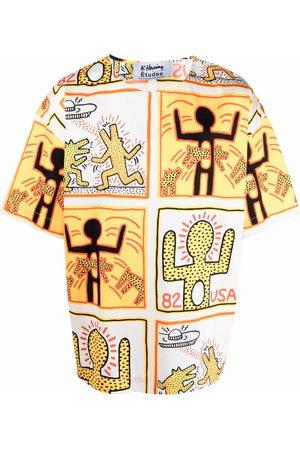 Etudes X Keith Haring organic cotton T-shirt