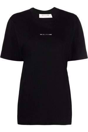 1017 ALYX 9SM Logo-print short-sleeved T-shirt