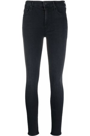 Mother Women High Waisted - High-rise skinny jeans