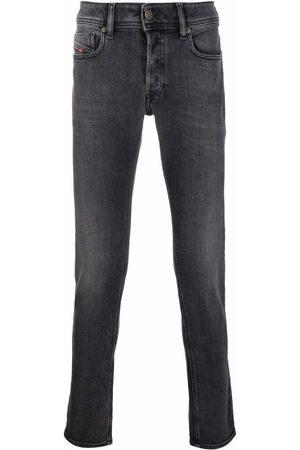 Diesel Washed skinny-cut jeans - Grey