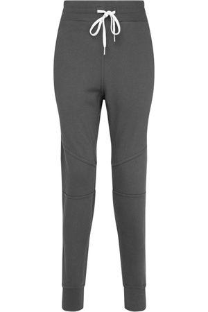 JOHN ELLIOTT Escobar cotton track trousers - Grey