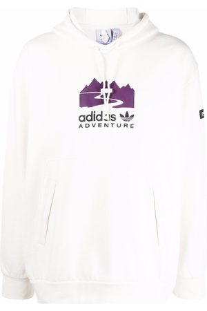 adidas Men Hoodies - Essentials cotton hoodie