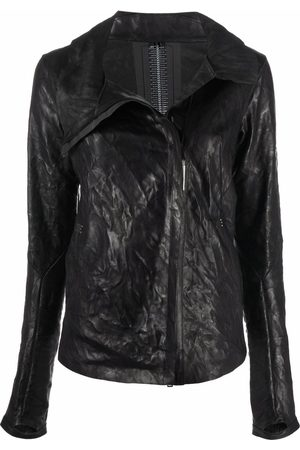 ISAAC SELLAM EXPERIENCE Women Leather Jackets - Prudent leather jacket