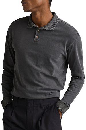 Richer Poorer Long Sleeve Polo Shirt