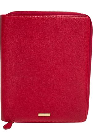 Burberry Leather iPad Case