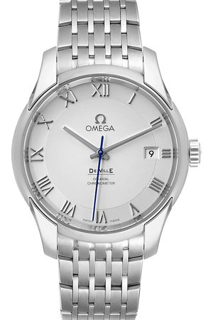 Omega Stainless Steel DeVille Co-Axial 431.10.41.21.02.001 Men's Wristwatch 41 MM