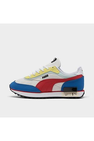 PUMA Boys Casual Shoes - Boys' Big Kids' Future Rider AM Casual Shoes Size 4.0 Suede