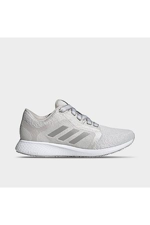 Adidas Women's Edge Lux 4 Running Shoes in Grey/Grey One Size 5.5 Knit/Plastic