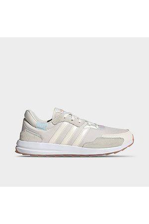 adidas Women Running - Women's Retrorun Running Shoes in Off- /Chalk Size 5.5 Knit
