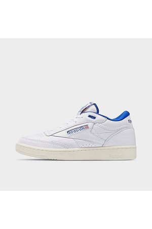 Reebok Men's Club C Mid 2 Casual Shoes in /Footwear Size 8.0 Leather