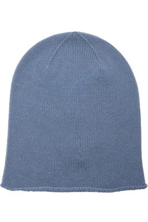 Johnstons Of Elgin Rolled-brim Cashmere Beanie Hat - Womens