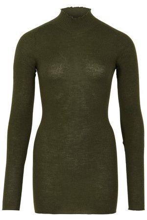 Rick Owens Women Turtlenecks - Turtleneck sweater