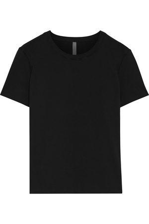 Commando Women Short Sleeve - Woman Essential Stretch-cotton Jersey T-shirt Size L