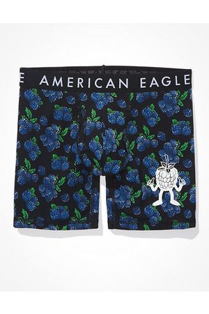 American Eagle Outfitters Men Boxer Shorts - O Raspberry Scented 6 Classic Boxer Brief Men's XS