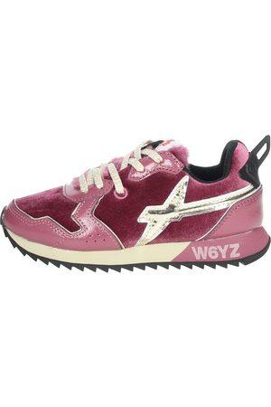 W6YZ Sneakers Girls plonk Pelle Sintetico
