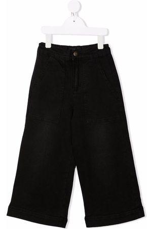 Molo Girls Wide Leg - Wide-leg jeans
