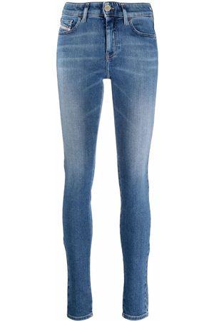 Diesel Women Skinny - Slandy skinny denim jeans