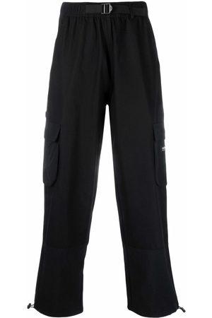 adidas Logo-detail cargo trousers