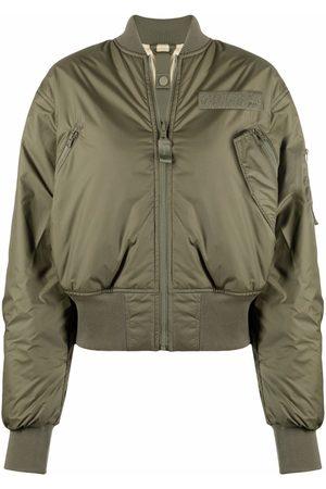 adidas Women Bomber Jackets - Parley reversible bomber jacket