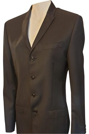 Dolce & Gabbana Navy Cashmere Jackets