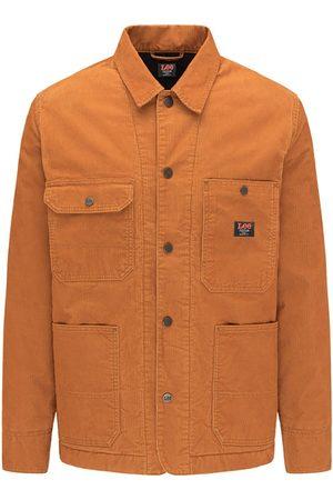 Lee Men Coats - Winter Box Loco Jacket L Grady Tan