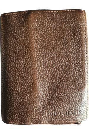 Longchamp Men Wallets - Leather small bag