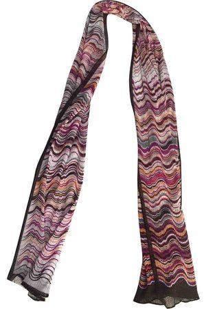 Missoni Women Scarves - Multicolour Synthetic Scarves