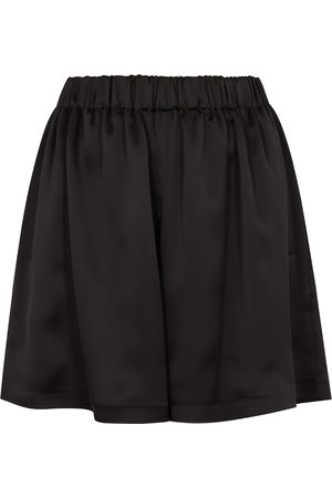 In the Mood for Love Rohmer satin shorts