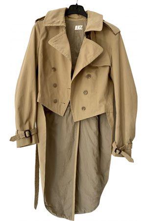 LUTZ HUELLE Cotton Trench Coats