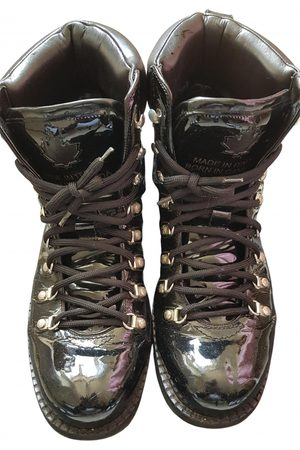 Dsquared2 Patent leather boots