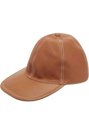 Loewe Leather Hats & Pull ON Hats