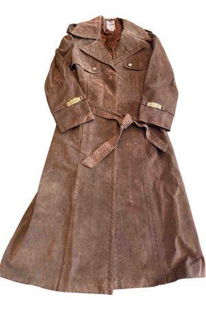 Céline Suede Coats