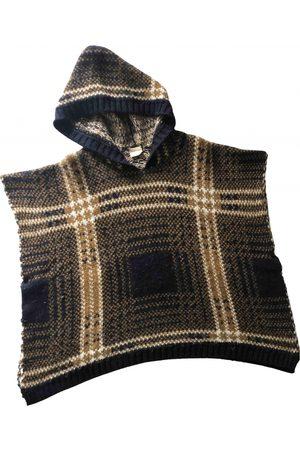 CIRCUS HOTEL Navy Wool Jackets