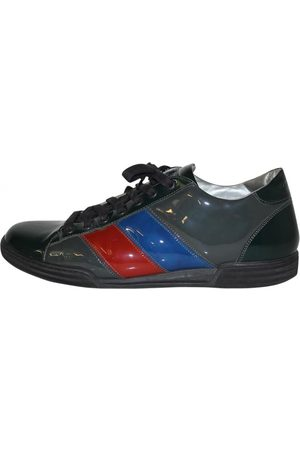 Marc Jacobs Multicolour Patent leather Trainers