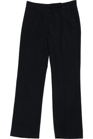Roberto Cavalli Women Straight Leg Pants - Wool straight pants