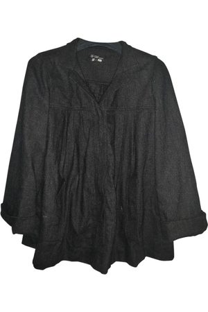 Isabel Marant Anthracite Wool Jackets
