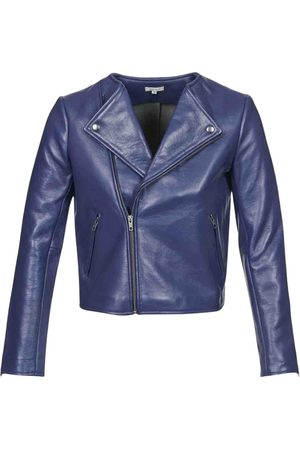 Manoush Leather Leather Jackets