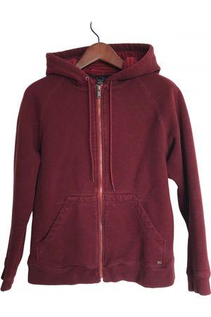 Marc Jacobs Burgundy Cotton Knitwear & Sweatshirts