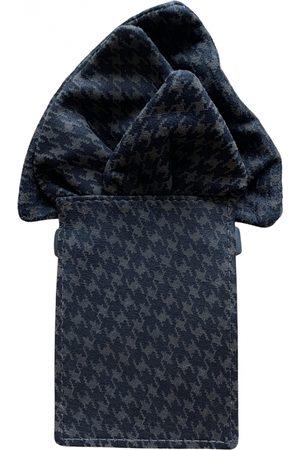 Maison Martin Margiela Grey Cotton Small Bags, Wallets & Cases